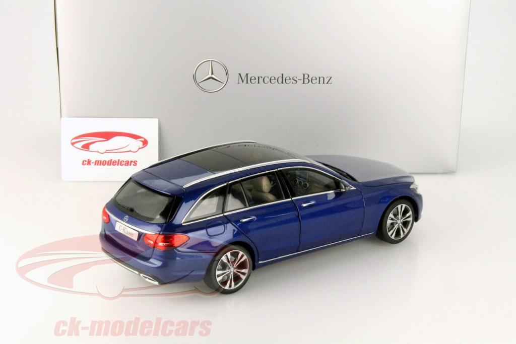 ck modelcars b66960257 mercedes benz c klasse t modell. Black Bedroom Furniture Sets. Home Design Ideas
