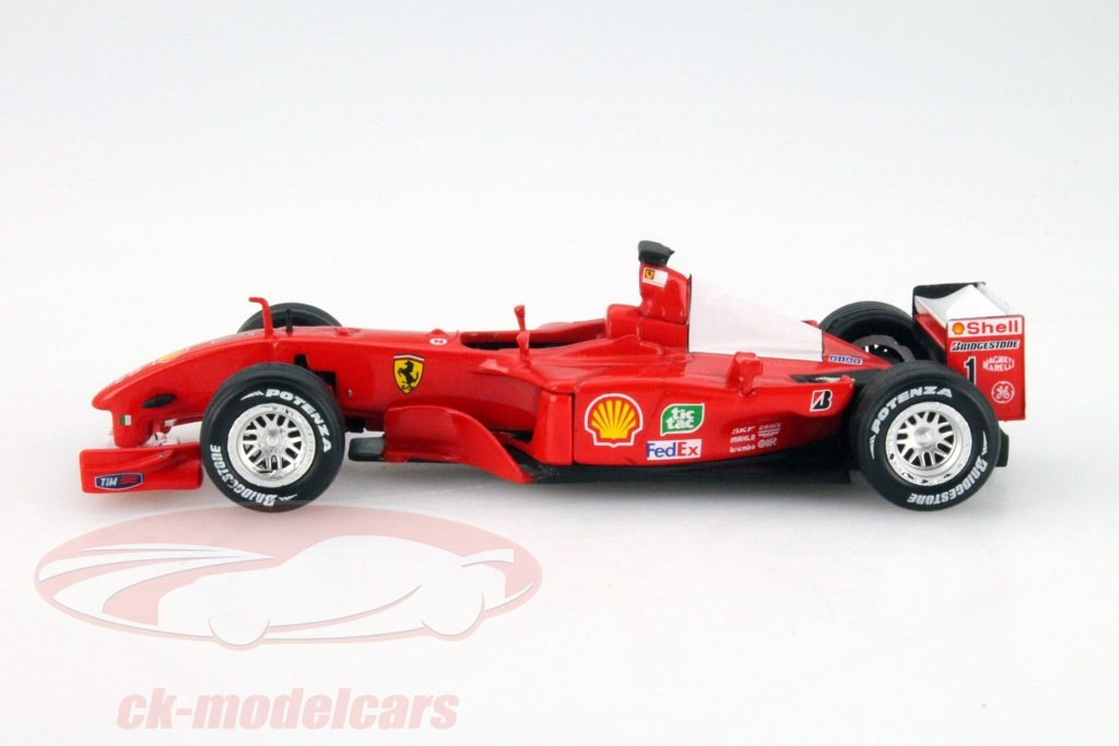 ferrari f2001 michael schumacher - photo #22