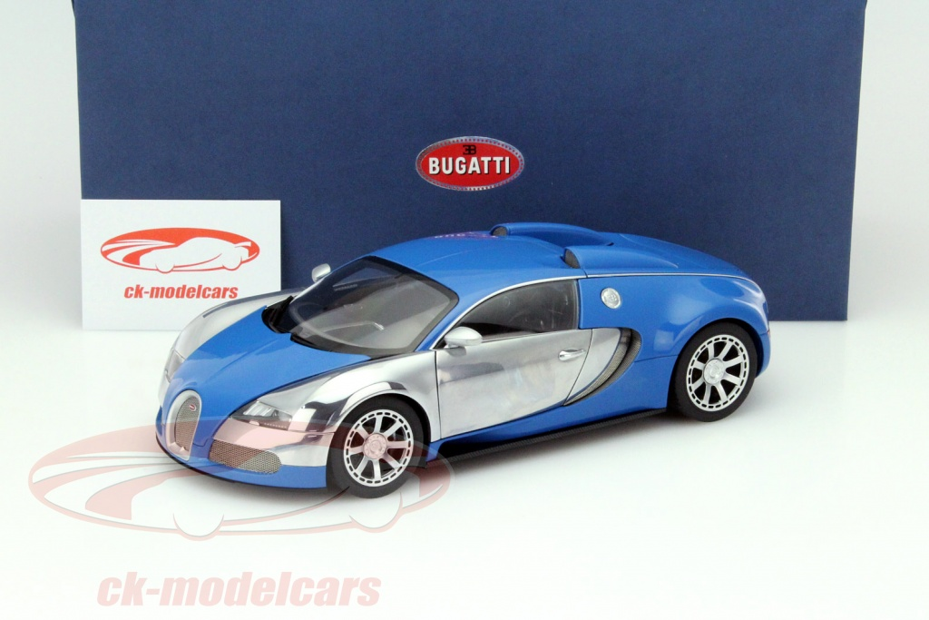 ck modelcars 70956 bugatti veyron eb 16 4 baujahr 2009. Black Bedroom Furniture Sets. Home Design Ideas