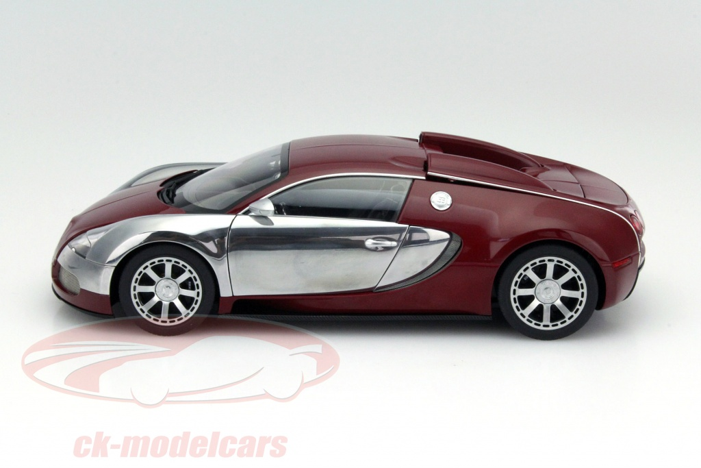 ck modelcars 70957 bugatti veyron eb 16 4 year 2009. Black Bedroom Furniture Sets. Home Design Ideas