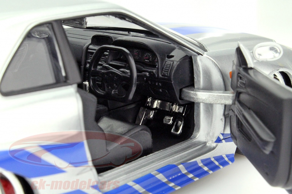 Ck Modelcars 97158 Nissan Skyline Gt R R34 Out The