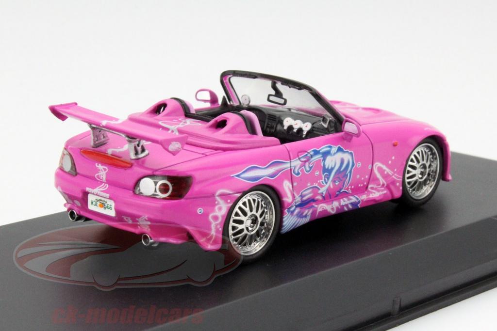 2 Fast 2 Furious Suki Car