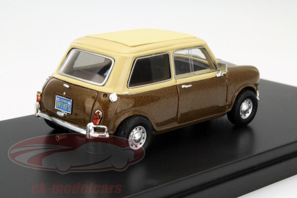 ck modelcars 450898500 mini cooper s steve mcqueen brown beige 1 43 schuco ean 4007864089857. Black Bedroom Furniture Sets. Home Design Ideas