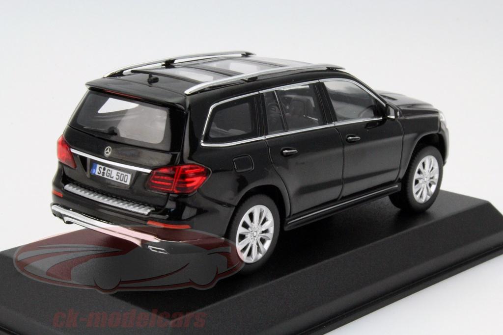 ck modelcars 351335 mercedes benz gl 500 year 2012 black 1 43 norev ean 3551093513351. Black Bedroom Furniture Sets. Home Design Ideas