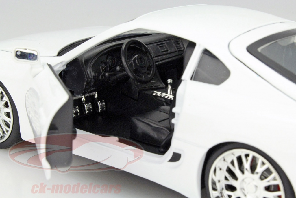 Brians Toyota Supra From The Movie Fast And Furious 7 2015 White 1