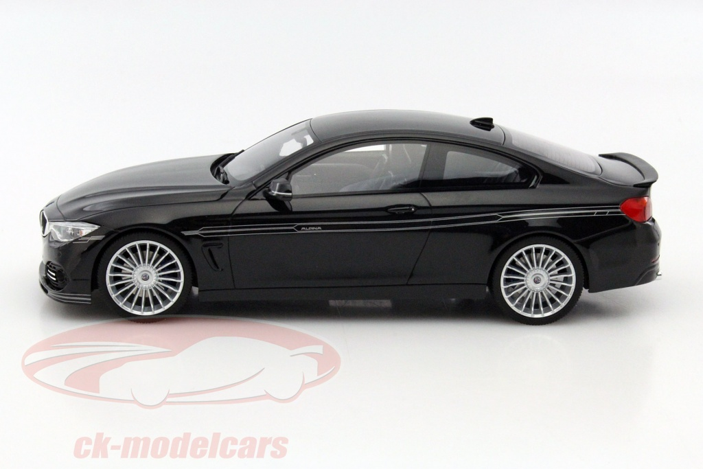 Ck Modelcars Zm051 Bmw Alpina B4 Biturbo Coupe Black 1