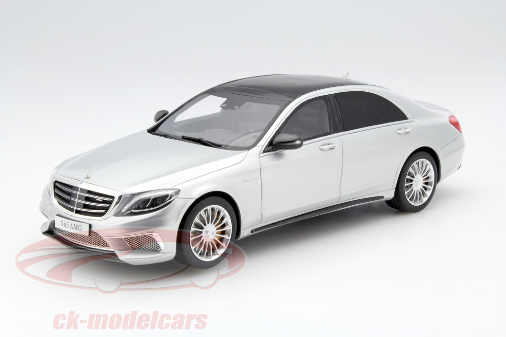 Ck modelcars gt067 mercedes benz s65 amg year 2016 for Mercedes benz maker