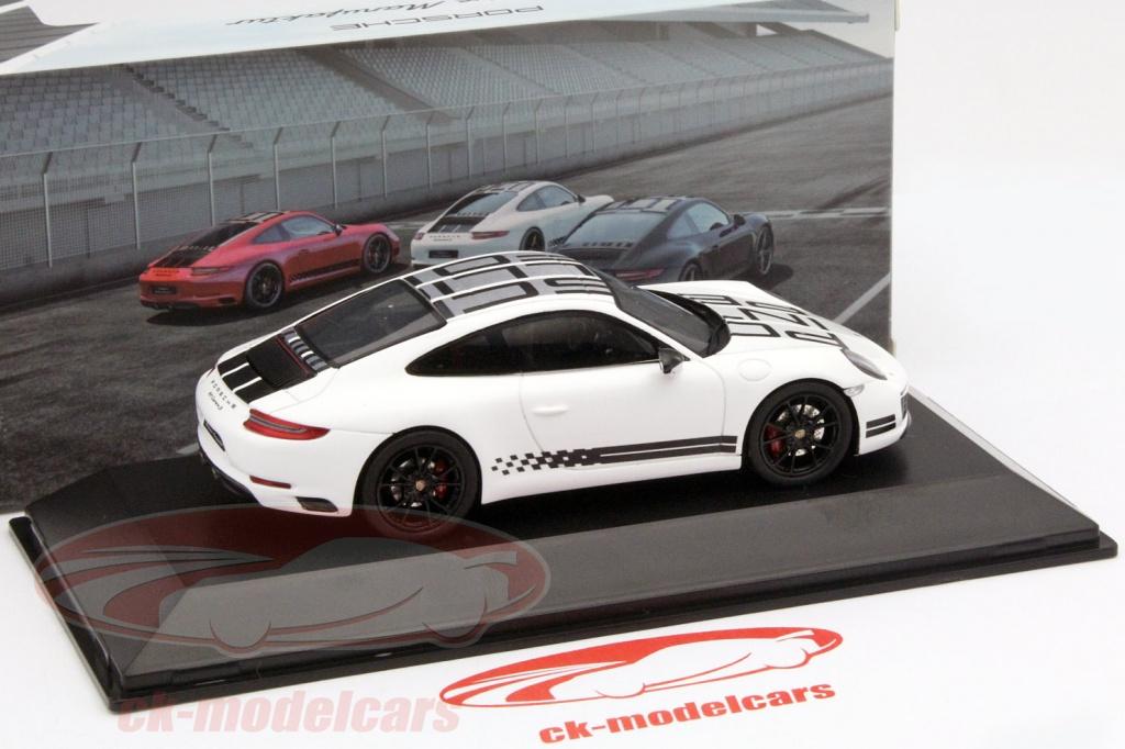aa3c1dcbe03de3 Porsche 911 (991 II) Carrera S Endurance Racing Edition 2016 ホワイト 1 43 Spark