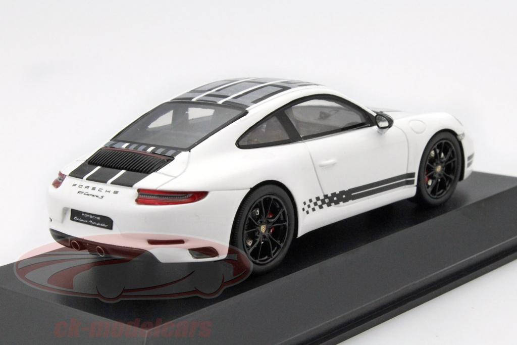 50cc74ed4d53cd CK-Modelcars - WAX02020030  Porsche 911 (991 II) Carrera S Endurance ...