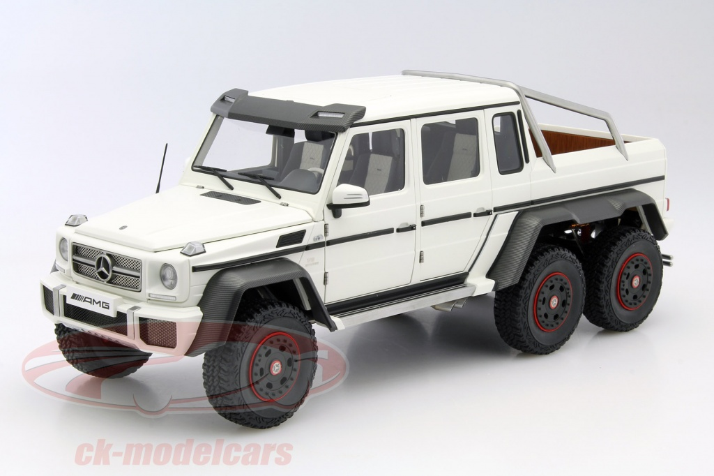 ck modelcars 76303 mercedes benz g63 amg 6x6 year 2013. Black Bedroom Furniture Sets. Home Design Ideas