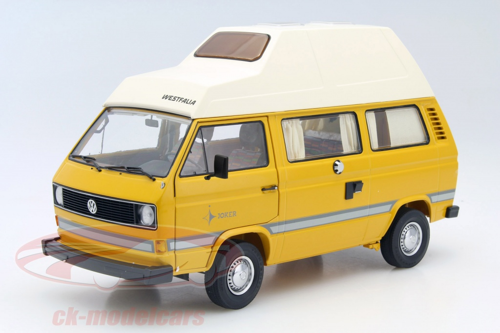 ck modelcars 450038500 volkswagen vw t3 joker camper. Black Bedroom Furniture Sets. Home Design Ideas