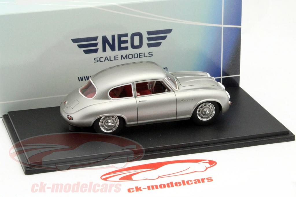 ck modelcars neo46210 borgward hansa 1500 sportcoupe. Black Bedroom Furniture Sets. Home Design Ideas