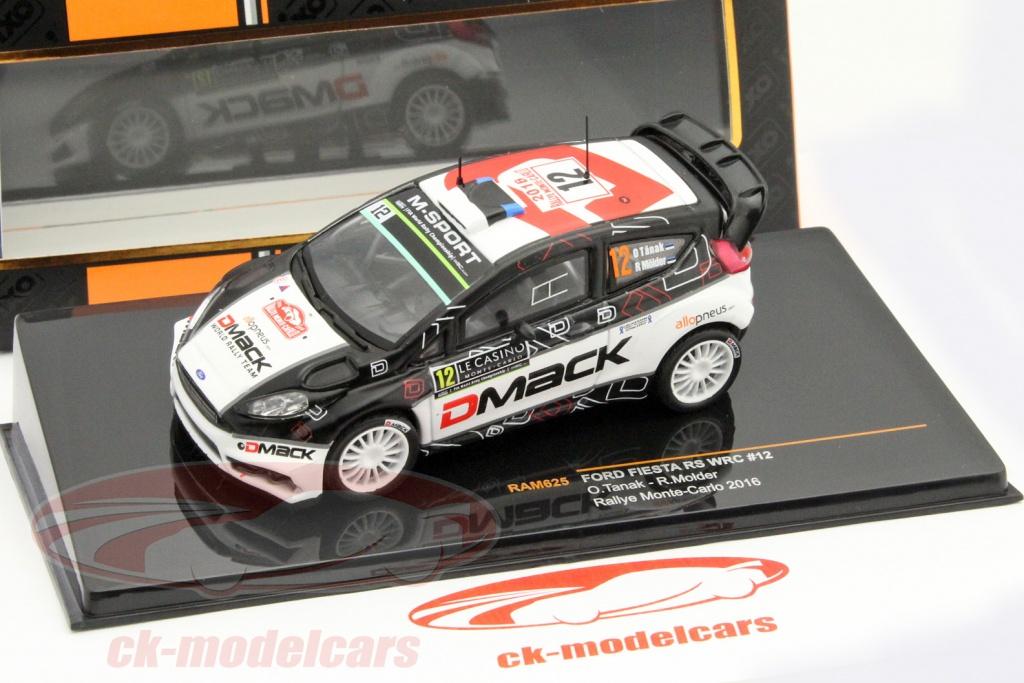 Wrc12 Modelcars Rs Carlo Monte Ram625Ford Fiesta Ck Rallye Pvm0wN8nyO