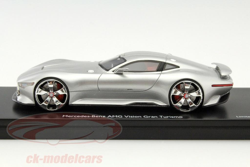 Ck modelcars 450899900 mercedes benz amg vision gran for Mercedes benz amg vision