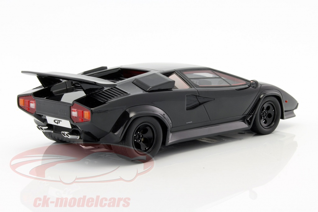 ck modelcars zm080 koenig specials lamborghini countach black 1 18 gt spirit ean 9580010302420. Black Bedroom Furniture Sets. Home Design Ideas