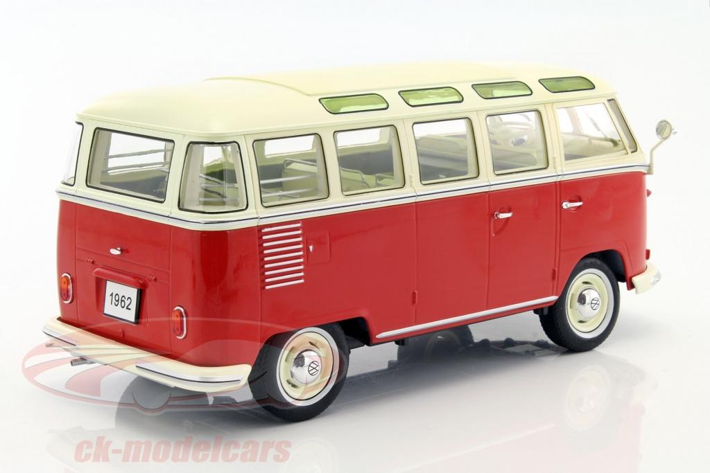 ck modelcars kkdc180151 volkswagen vw bulli t1 samba. Black Bedroom Furniture Sets. Home Design Ideas