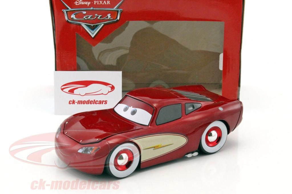 Jadatoys 1 24 Cruising Lightning Mcqueen Disney Cars Rood 98101