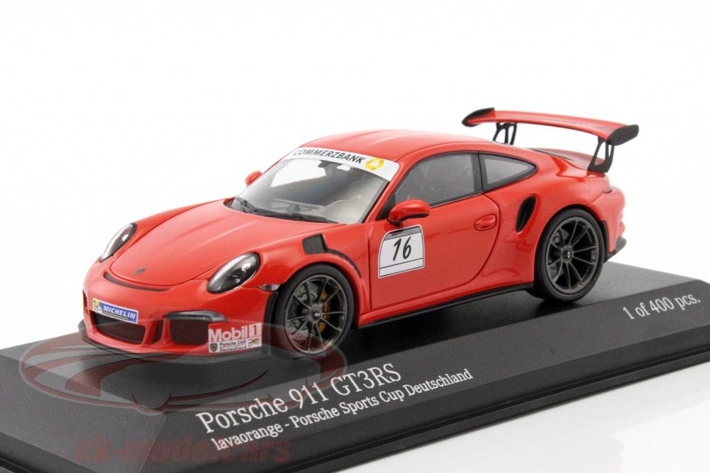 Ck Modelcars 413063253 Porsche 911 991 Gt3 Rs 16