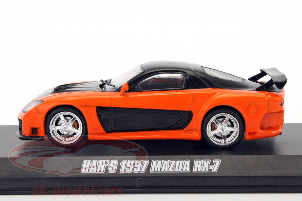 CK-Modelcars - 86212: Han's Mazda RX-7 Fast and the ...