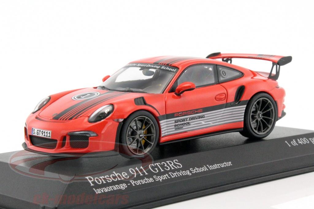 Ck Modelcars 413063254 Porsche 911 991 Gt3 Rs Porsche