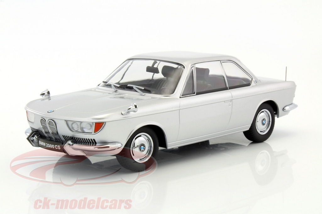 Ck Modelcars Kkdc180123 Bmw 2000 Cs Coupe Year 1965