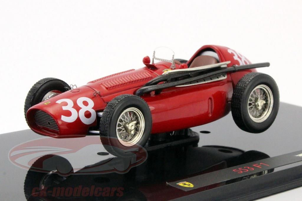 1954  Scuderia Ferrari