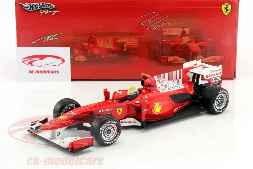CK-Modelcars - T6288: Felipe Massa Ferrari F10 formula 1 2010 1:18 ...
