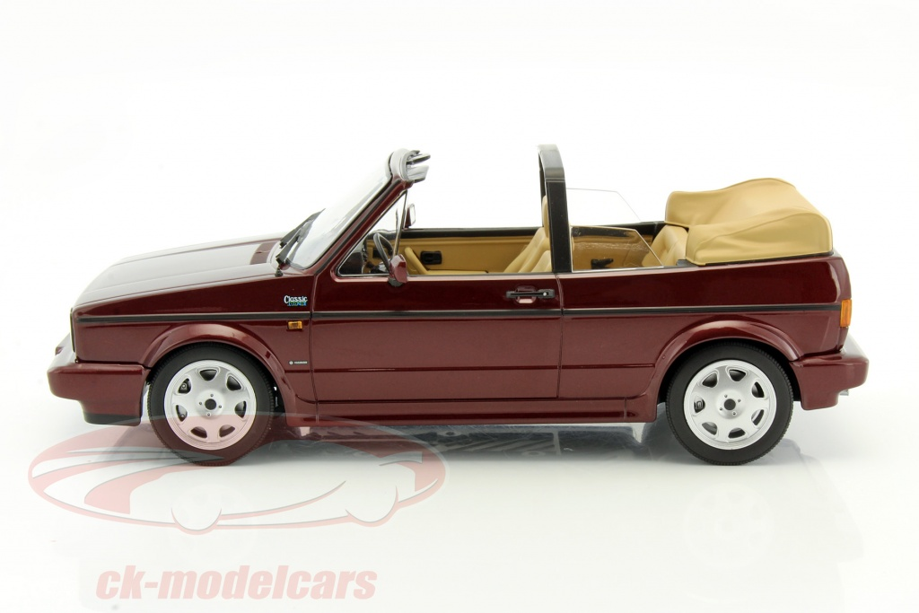 ck modelcars 188403 volkswagen vw golf cabriolet. Black Bedroom Furniture Sets. Home Design Ideas