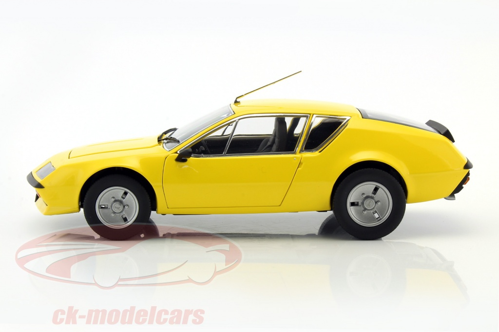 ck modelcars 185143 renault alpine a310 construction. Black Bedroom Furniture Sets. Home Design Ideas