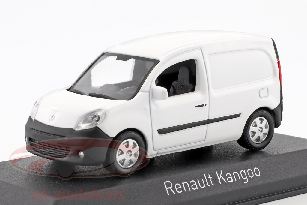 ck modelcars 511382 renault kangoo van year 2007 white. Black Bedroom Furniture Sets. Home Design Ideas