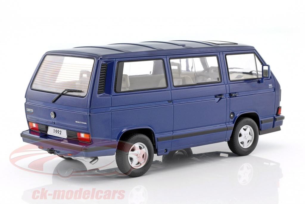ck modelcars kkdc180141 volkswagen vw bulli t3 multivan. Black Bedroom Furniture Sets. Home Design Ideas