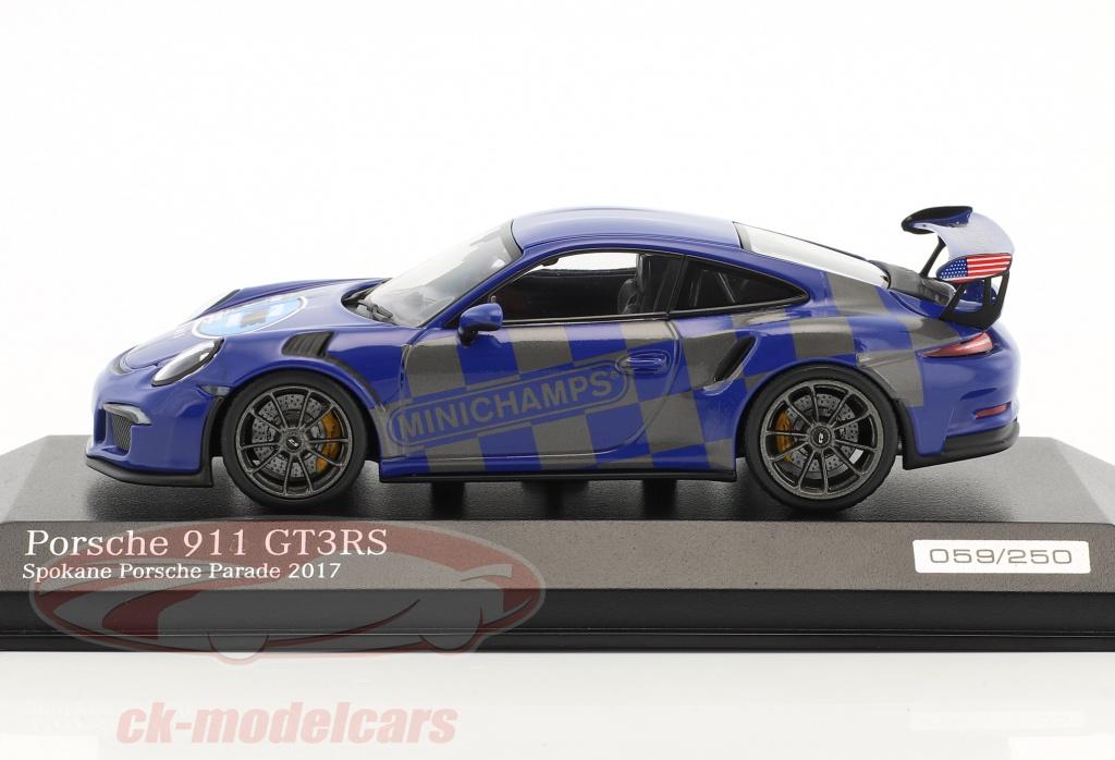 Ck Modelcars 413063258 Porsche 911 991 Gt3 Rs Spokane