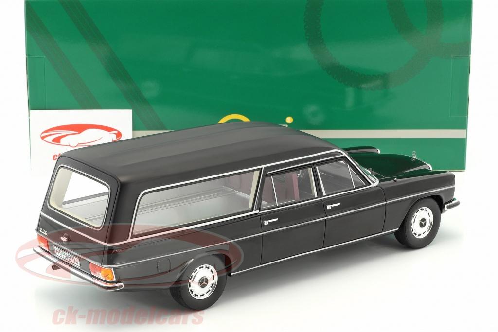 Ck modelcars cml051 1 mercedes benz w114 pollmann for Mercedes benz hearse