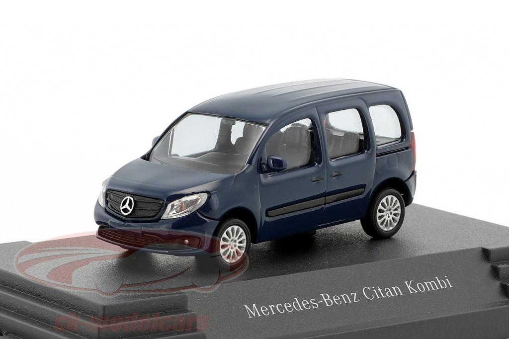 Ck modelcars b66004121 mercedes benz citan kombi mercedes benz citan kombi 187 busch mozeypictures Choice Image