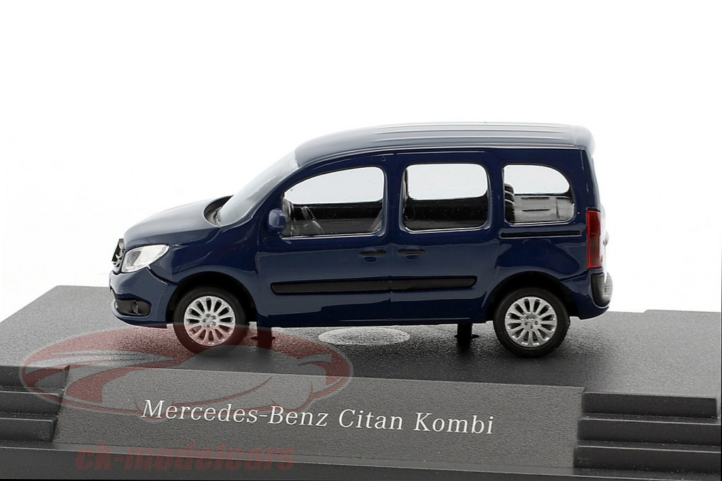 ck modelcars b66004121 mercedes benz citan kombi tintas. Black Bedroom Furniture Sets. Home Design Ideas
