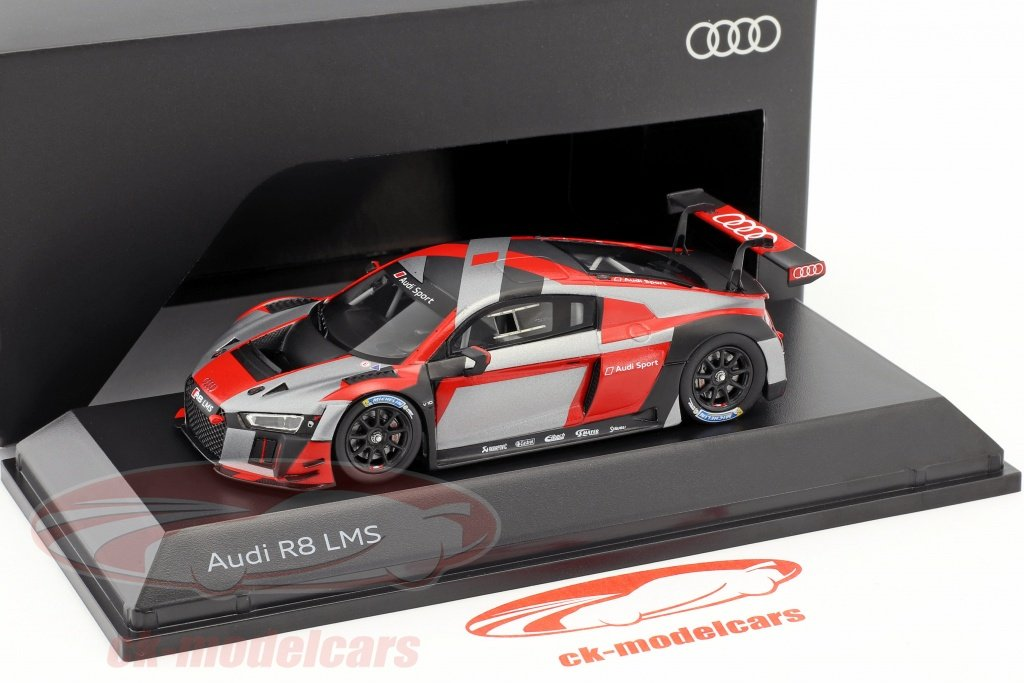 Spark 143 Audi R8 Lms Presentation Car Warpaint 5021700331 Model