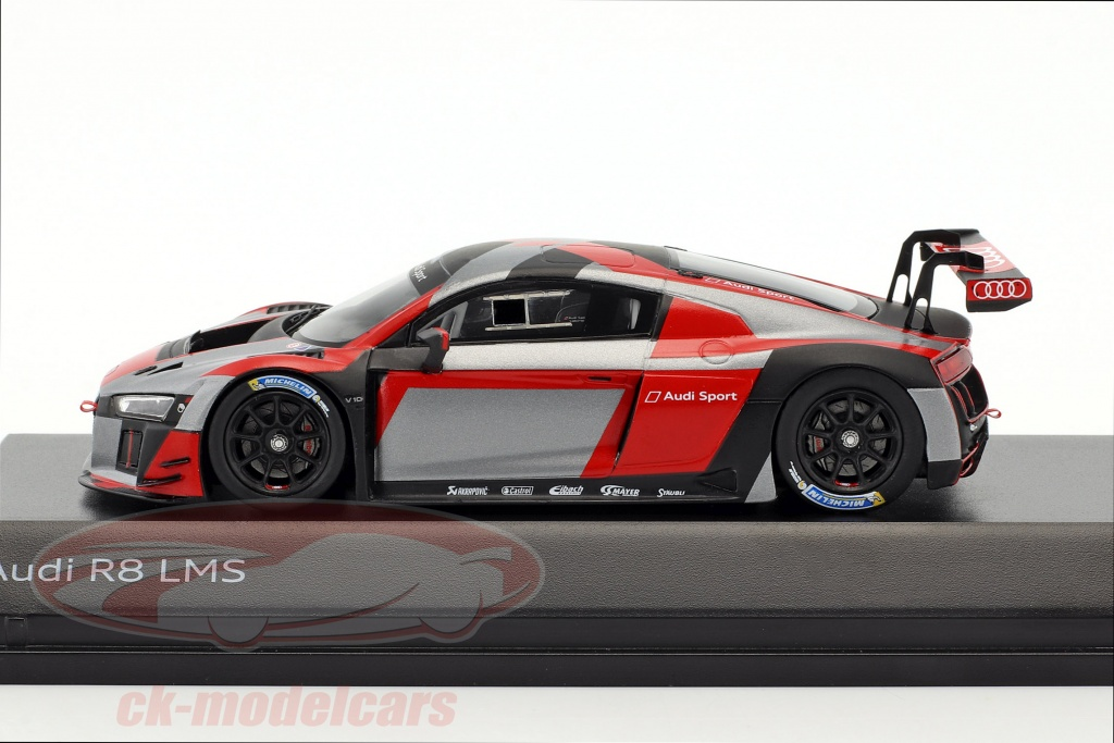 CKModelcars Audi R LMS Presentation Car Warpaint - Audi r8 lms