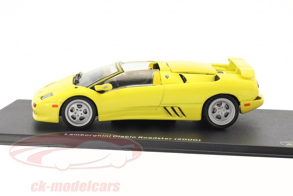 CK-Modelcars - MAG JT10: Lamborghini Diablo Roadster year 2000 ... on ducati diablo, honda diablo, maserati diablo, chrysler diablo, isuzu diablo, murcielago diablo, bugatti diablo, gmc diablo, ferrari diablo, orange diablo, blue diablo, cadillac diablo, strosek diablo, toyota diablo, el diablo,