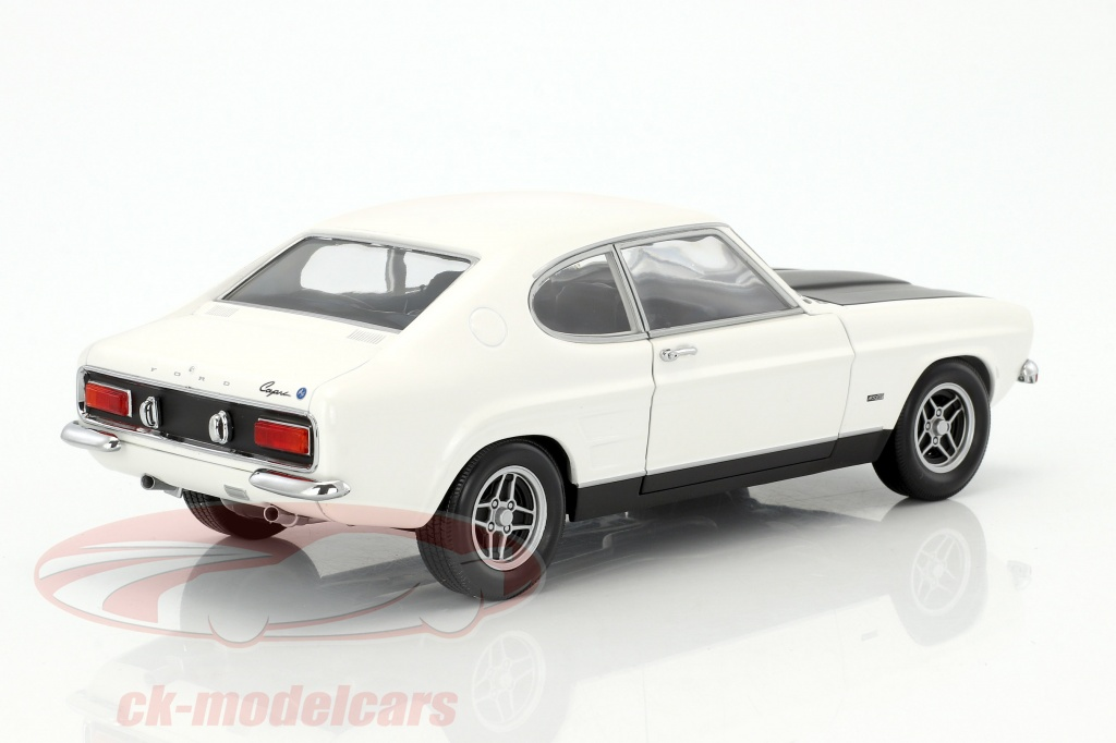 Ck Modelcars 150089078 Ford Capri Rs 2600 Lhd Year 1970