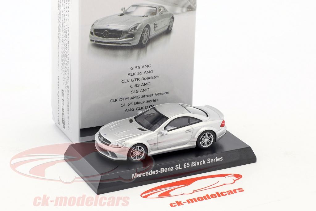 Series Ck Black Ck46124Mercedes Modelcars Argento Benz 65 Sl 8NOynwmv0