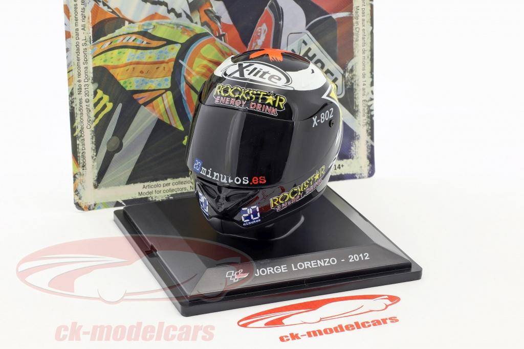 Ck modelcars gc002 jorge lorenzo motogp 2012 jorge lorenzo motogp 2012 15 altaya voltagebd Images