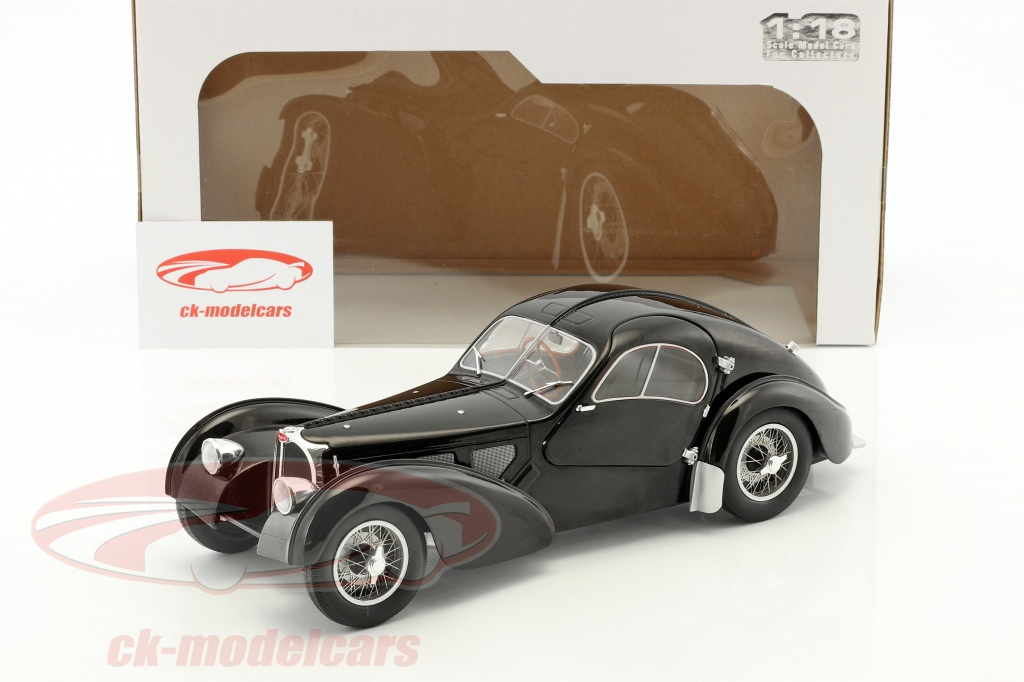 Solido 1 18 Bugatti Type 57 Sc Atlantic Year 1938 Black S1802101 Model Car S1802101 421184430 3663506004704