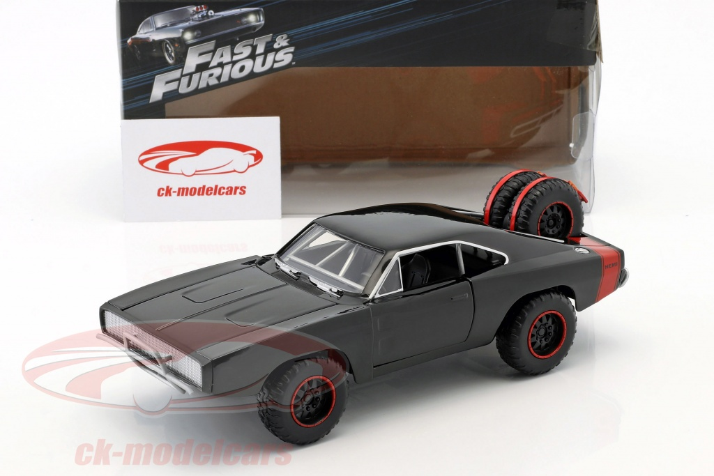 Toys Hobbies Jada 97038 Fast And Furious 7 Dom S 1970 Dodge Charger R T 1 24 Off Road Black Contemporary Manufacture Coronapack Ba