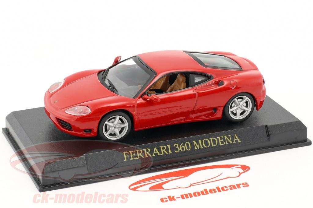 Altaya 1 43 Ferrari 360 Modena Baujahr 1999 2005 Rot Ck46997 Alt 32401 Modellauto Ck46997 Alt 32401