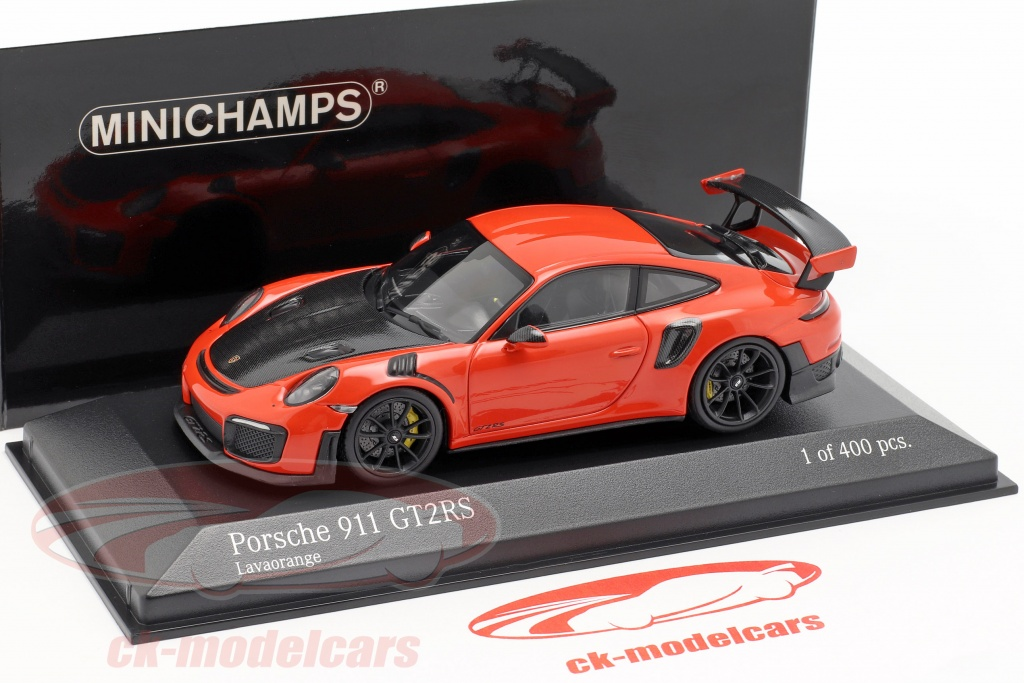 GT3 Porsche 911 car.tima EXCLUSIVE Minichamps PTS Maritimblau 991 II C