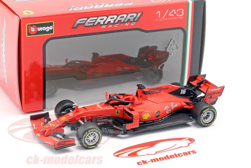 Bburago 1 43 Charles Leclerc Ferrari Sf90 16 Australian Gp F1 2019 In Lister 18 36815l Model Car 18 36815l 18 36800 4893993368150 4893993368006
