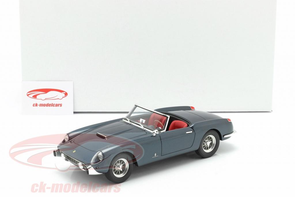 Matrix 1 18 Ferrari 250 Gt Cabriolet Series 1 Baujahr 1957 Blau Mxl0604 052 Modellauto Mxl0604 052 000604052009