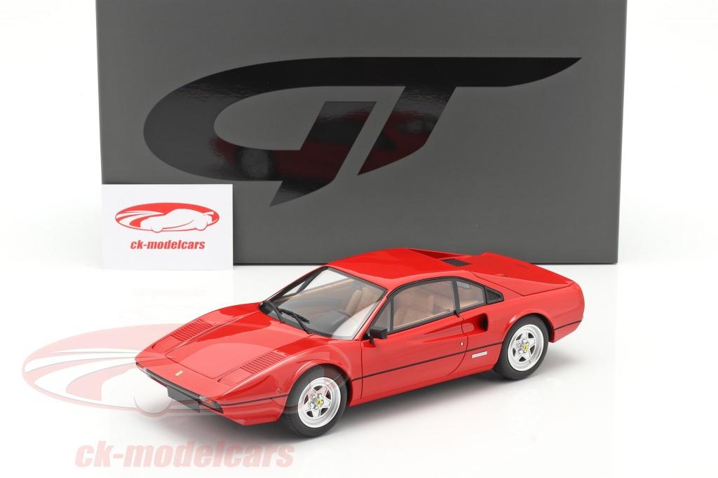 GT281 GT SPIRIT Ferrari Koenig Specials 309 1982 Rosso Chiaro 1//18
