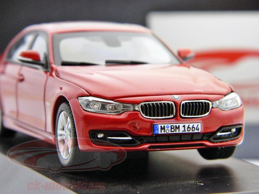 ck modelcars 80 42 2 212 870 bmw 3er 330i f30 2012 melbourne red 1 43 jadi ean 80422212870. Black Bedroom Furniture Sets. Home Design Ideas