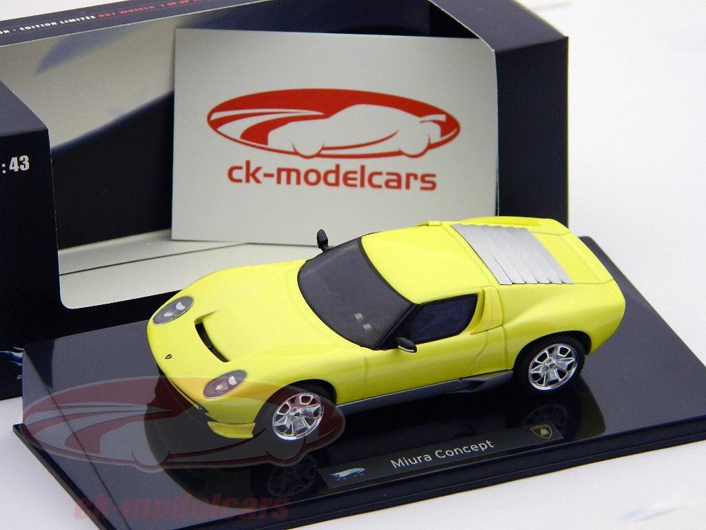 Ck Modelcars P4882 Lamborghini Miura Concept Annee De